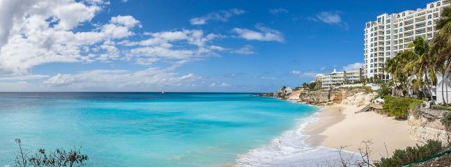 Villa Adelaide's Escape SPECIAL OFFER: St. Martin Villa 110 Located On The Cliffs Of Cupecoy With Stunning Views Of The Turquoise Caribbean Sea., St. Maarten-St. Martin