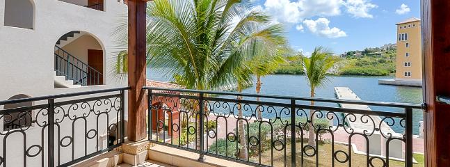 SPECIAL OFFER: St. Martin Villa 434 Lovely 2nd Floor, 2 Bedroom Apartment At Porto Cupecoy With Fabulous Marina View., Cupecoy Bay