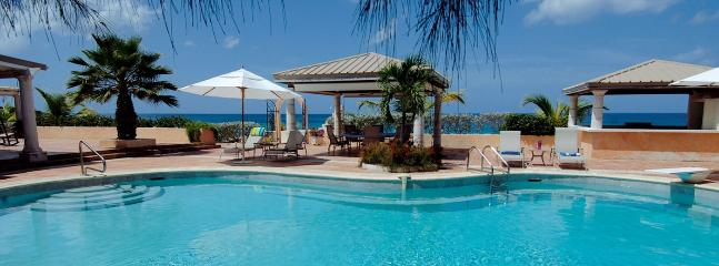 SPECIAL OFFER: St. Martin Villa 397 Beachfront Property Located On One Of The Finest Beaches, Beautiful Baie Longue., St. Maarten