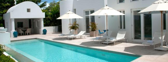 SPECIAL OFFER: Anguilla Villa 77 Just Steps From The Sparkling White Sands Of Long Bay., West End Village