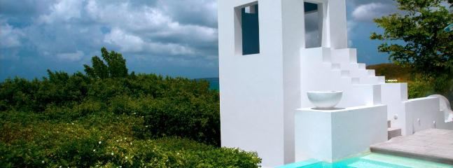 Elements - Sand Villa SPECIAL OFFER: Anguilla Villa 78 Just Steps From The Sparkling White Sands Of Long Bay., West End Village