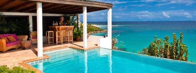 SPECIAL OFFER: Anguilla Villa 94 Nestled On Three Acres Of Lush Tropical Gardens Where A 17th Century Dutch Fort Once Stood., Anguila