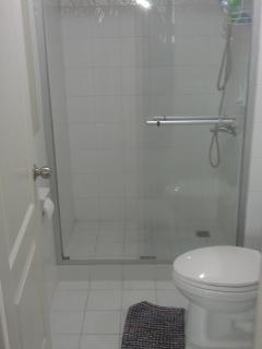 Bathroom guests
