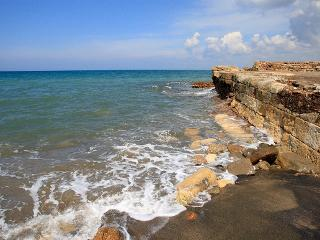 walk to the beach #2-Tarquinia Lido