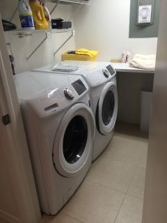 Laundry / Utility Room - New W&D