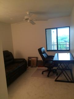 3d Bedroom as Office