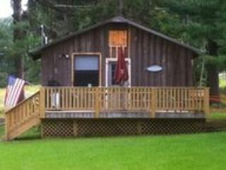 Country Cabin with Private Lake Access  Cabin   #1, Lake Huntington