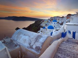 Oia's Landscapes