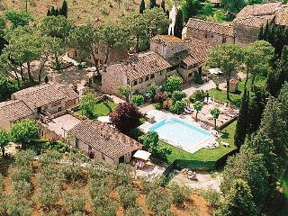 Chianti wine estate - fienile
