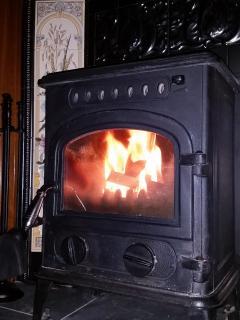 Roaring to keep you warm