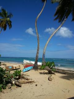 Beach in Las Terrenas