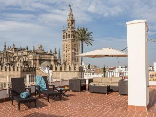 Puerta del Principe Atico Luxury Apartment, Province de Séville