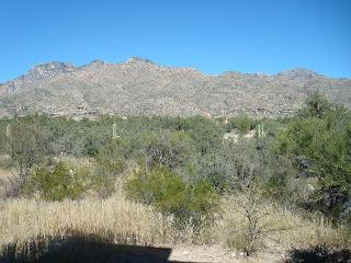 Panoramic Mountain-Golf View with a New Extended Patio!, Tucson