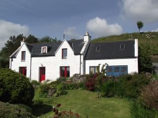 kerr cottage, Portree