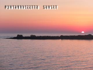 Puntabraccetto sunset, Buccheri