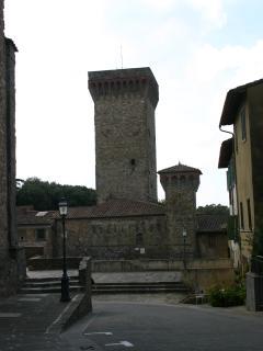 Lucignano village