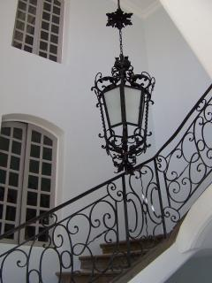 18th c. staircase