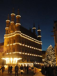 Christmas time in Leuven