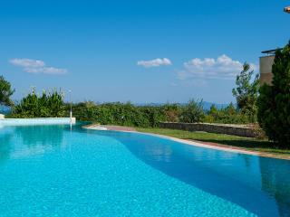 Refined Pool Villa in Afytos