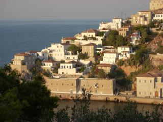 Historic, Grand Mansion on Hydra with Amazing View