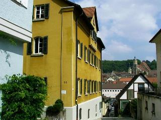 Vacation Apartment in Schwäbisch Hall - 194 sqft, quiet, central, relaxing (# 4671)