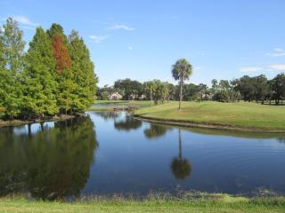 2 BR plus Den Condo. Golf Course & Water View
