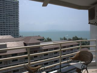 Luxury Studio View Talay 5C - Ocean Views, Jomtien Beach