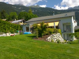 Luxurious Holiday Villa nearby Crans-Montana