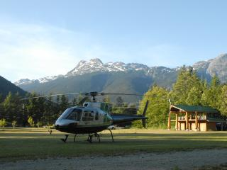 Helicopter tours can be arranged. Pick up from property is possible as well.