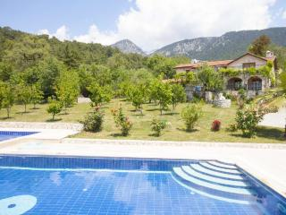 Two storey authentic villa in the heart of nature, Fethiye