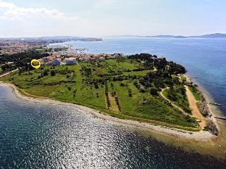most beautiful part of Zadar-apartment D 2 persons