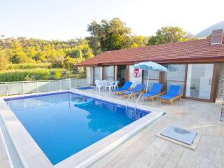 New build villa with big pool in Yakakoy, Fethiye