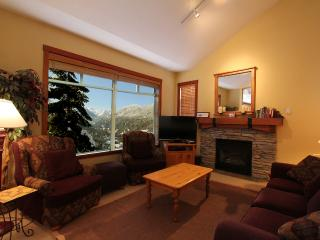 Ski-in, ski-out townhome with great views in Taluswood Blluffs, Whistler