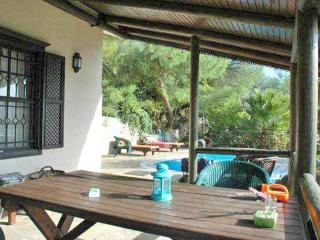 Authentic villa with pool in Gokova Village
