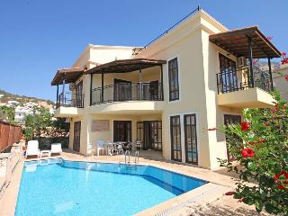 Villa in Kalkan with big pool