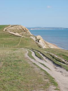 Milford - stunning cliff top walks