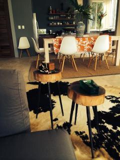 loft style living area