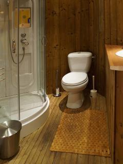 salle de bain wc commune