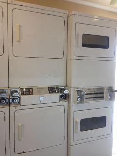 Very clean and well organized Laundry area.