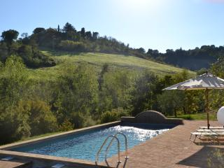 Orvieto Area-Lovely family farmhouse with private pool.