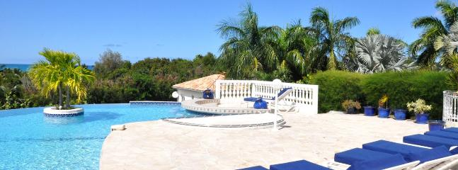 Villa Cascades 5 Bedroom (This Villa Is Overlooking Plum Bay With A Cascading