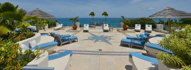 Villa Mes Amis 7 Bedroom (Undoubtedly The Finest Property In St. Martin, Mes