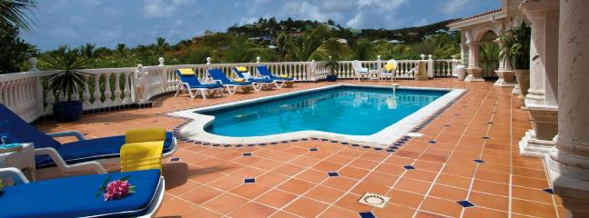 Villa Belle Mer 4 Bedroom SPECIAL OFFER, Orient Bay