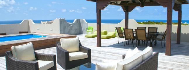 Villa La Perla Sky 2+1 Bedroom SPECIAL OFFER, St-Martin/St Maarten