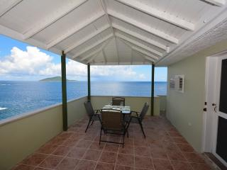 Secluded Oceanfront Getaway! Penthouse Studio, East End