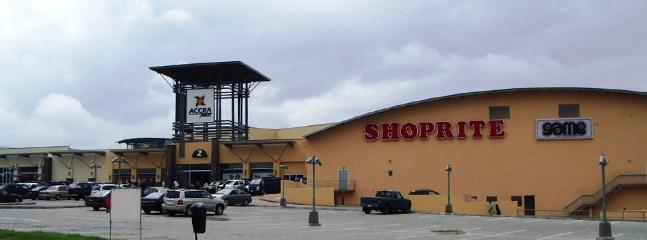 Accra Mall is just 3 minutes from Marrets International Gueshouse
