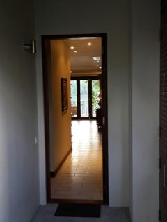 Apartment Entry Corridor