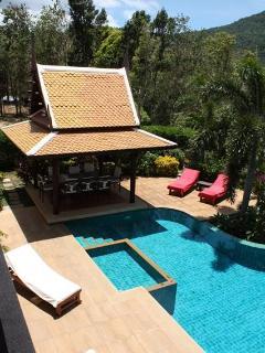 Ban Tawan, 3 Bedroom Luxury Sea View Holiday Villa