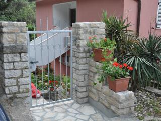 Entrance Villa Silvana