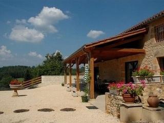 Maison de charme 6 chambres - Dordogne-Périgord, Fumel